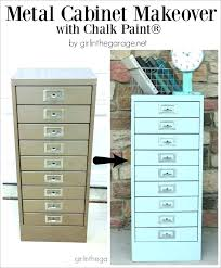 remarkable best paint for metal cabinets painting metal filing cabinet painting metal furniture collection in chalk remarkable best paint for metal