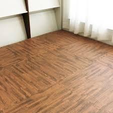 48 96sq ft 12mm thick heavy duty eva foam floor tile interlocking mat wood grain