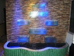perfect ideas decorative wall fountains outdoor and patio glass indoor wall fountains edsign with black