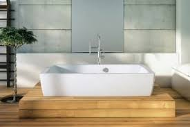 The Theatre Stage bath platform from BainUltra pushes the bathtub into the  spotlight while expanding design options. Sunk 10 inches into the stage, ...