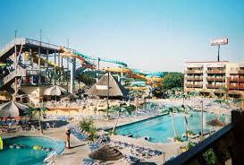 kalahari resorts conventions view from balcony
