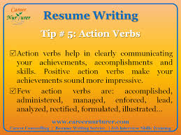 Guidelines For Writing A Professional Resume / Cv | Career ...