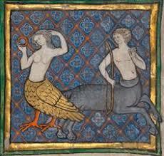 Resultat d'imatges de sirenes epoca medieval