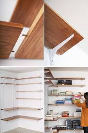 how to hang floating shelves without brackets wall mounted shelves ideas on on wood shelves and