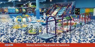 smiley indoor playland vr center