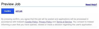 Indeed Job Posting Cost Indeed Job Posting How To Post On Indeed Pricing Video