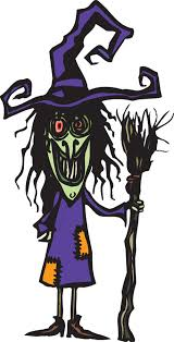 Image result for free clip art witch