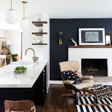 Do you have an empty space on your wall or a lonely shelf that's been begging for an attractive piece of art? Bold Black Accent Wall Ideas