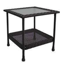 black iron furniture. Allen + Roth Glenlee Square End Table Black Iron Furniture