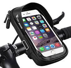 LuTuo <b>Bicycle</b> Handlebar Bag, Waterproof Mobile <b>Phone Holder</b> ...