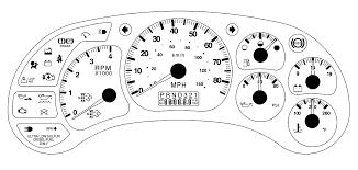 Chevy Trailblazer All Dash Lights On Gmc Yukon Warning Lights Pogot Bietthunghiduong Co