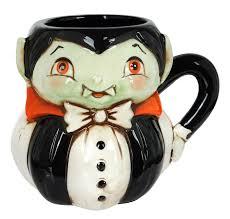 J Parker Design Mugs Dracula Mug