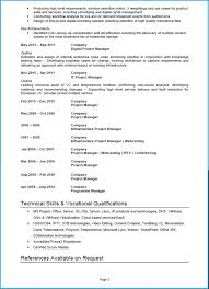 Sample Resume Purchase Executive Construction Company Beautiful
