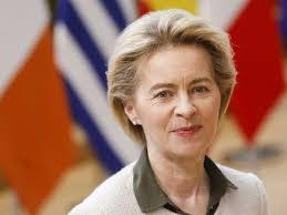 Politikerin Ursula von der Leyen und ihr Weg zur Präsidentin der  EU-Kommission