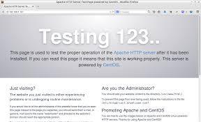Install LAMP Server (Apache, MariaDB, PHP) On CentOS/RHEL/Scientific ...