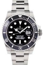 buy men s used rolex watches at the best prices at bob s watches rolex submariner