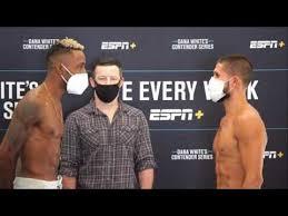 Dana White's Contender Series Jose Johnson Vs Ronnie Lawrence Pre Fight  Prediction - YouTube