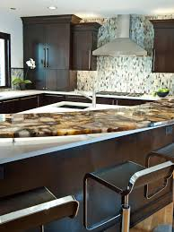 Granite Tile Kitchen Countertops Backsplash Ideas For Granite Countertops Hgtv Pictures Hgtv