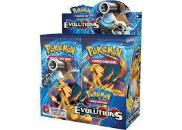 2016 Pokemon XY Evolutions Booster Box -