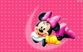 Mickey Mouse Wallpaper For Bedroom Minnie Mouse Wallpapers Wallpaper Cave