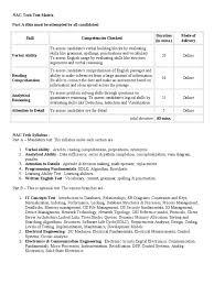 nac test syllabus engineering