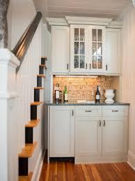 40 Creative Kitchen Backsplash Ideas HGTV Fascinating Wood Stove Backsplash Creative