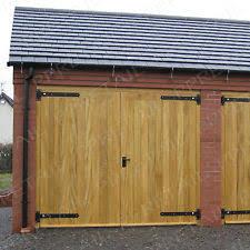 extra heavy duty 400mm 16 black hook band hinges pair barn gate garage door