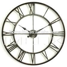 outdoor clock large wall clock decoration style antique metal art clock outdoor clock wall outdoor clock