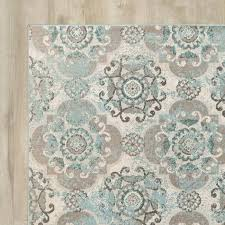 blue and gray area rug amazing distressed grey black area rug 5 x free intended for