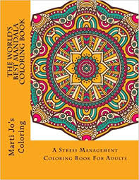 1 The World S Best Mandala Coloring Book A Stress