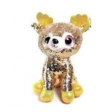 <b>Мягкая игрушка Ty Beanie</b> Олененок (Золотой) 25123 от ...