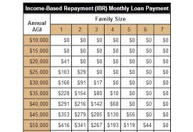 Ibr Repayment Chart The Ultimate Personal Finance Guide For Fresh Out Of College