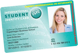 Card - Student Identity International Basket