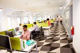 open office concept. open office concept is it derailing worker productivity