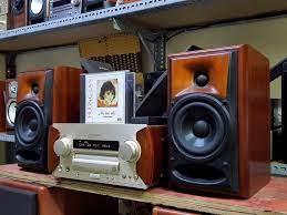 Dàn mini Nhật KENWOOD K270 xứng tầm đẳng cấp - Yến Âm Thanh Bãi – Dàn Bãi  Nhật & Đĩa CD Gốc