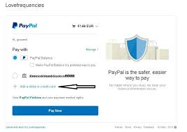 Paypal Account Without A Creating Giovanni How – Biancofiore Pay To