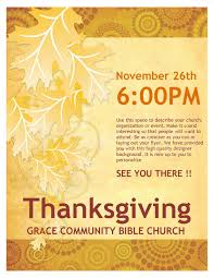 free word template flyer free thanksgiving templates for word thanksgiving church flyer