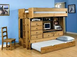 Desk Bed Combo Bunk Queen Wall Canada