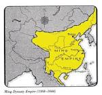 Ming Dynasty Closed China