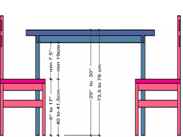 dining room table measurements. Standard Dining Room Chair Height At Table Bombadeaguame Measurements