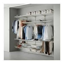 ikea closet organizer. Delighful Closet ALGOT Wall Uprightrodshoe Organizer White Intended Ikea Closet Organizer D