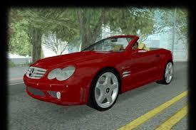 Benz AMG SL65 V12 for GTA San Andreas