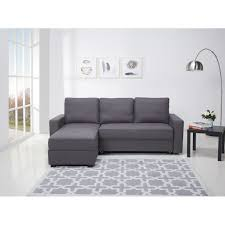 3 Seater Sofa Bed Madrid 3 Seater Sofa Bed With Storage Chaise Savaeorg
