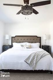 Charming 10 Stylish Non Boring Ceiling Fans | Blessu0027er House. Master Bedroom.