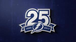 bay lightning logo unveiled to celebrate 25th anniversary