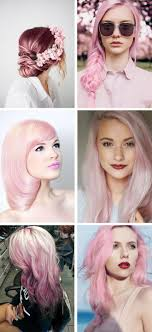 All Kind Of Pink Hair Inspiration