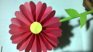 Easy Paper Origami Flower How To Make Simple Easy Paper Flower Origami Flower L Db