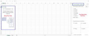 Excel Create Gantt Chart From Pivot Table Spreadsheet