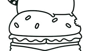 Free Pusheen Coloring Pages Free Coloring Library