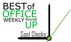 cool office clocks. Modren Cool Amazing Decoration Cool Office Clocks Best Of Weekly Round Up  Shoplet With L